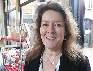 Sarah Eardley - CEO at the HOPE Centre